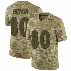Nike Miles Boykin Baltimore Ravens Youth Limited Camo 2018 Salute to Service Jersey